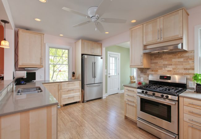 Ardmore Kitchen with Nook 5