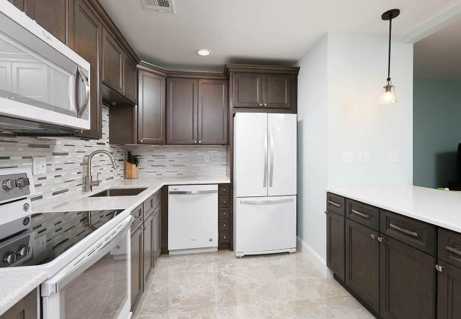 Fairmount Condo Kitchen & Bath 1