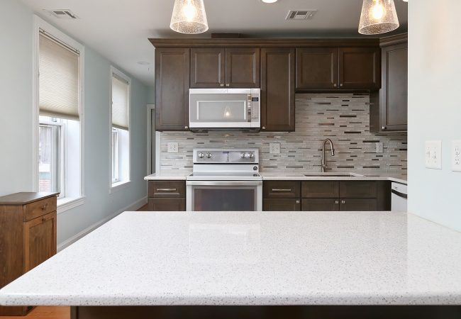 Fairmount Condo Kitchen & Bath 3