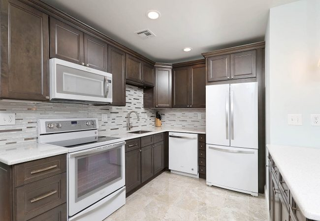 Fairmount Condo Kitchen & Bath