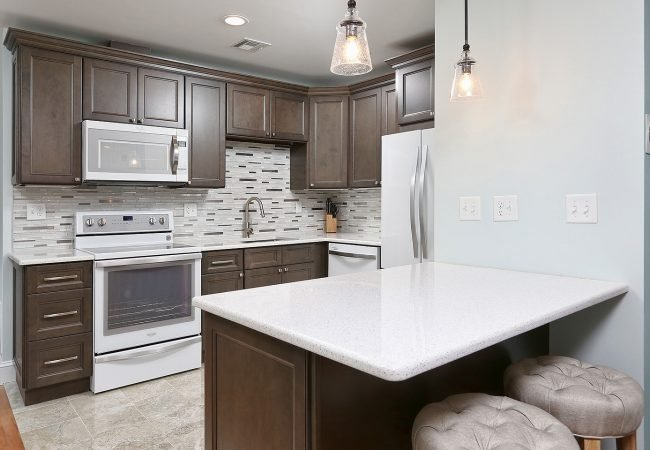 Fairmount Condo Kitchen & Bath 2