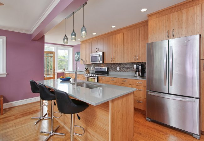 Mount Airy Kitchen with Island 1