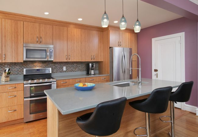Mount Airy Kitchen with Island 2