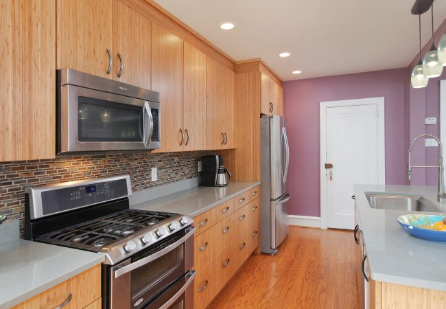 Mount Airy Kitchen with Island 3