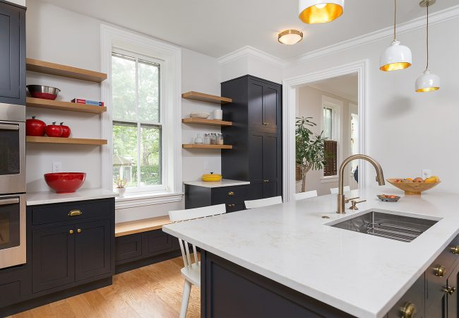 Transitional West Philadelphia Kitchen 4
