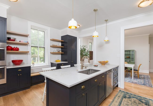 Transitional West Philadelphia Kitchen 5