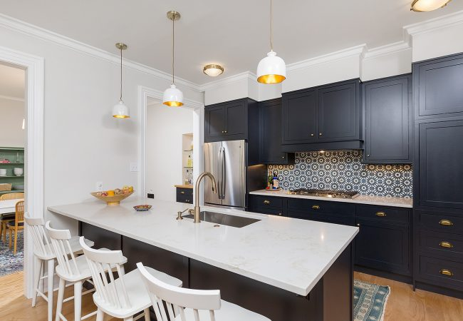 Transitional West Philadelphia Kitchen 6