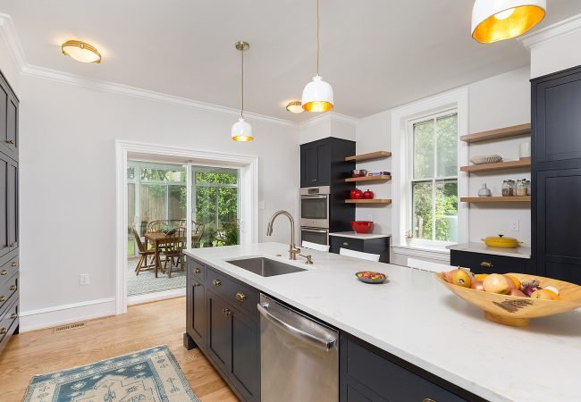 Transitional West Philadelphia Kitchen 7