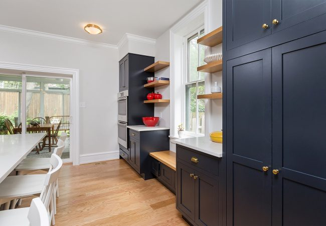 Transitional West Philadelphia Kitchen 9