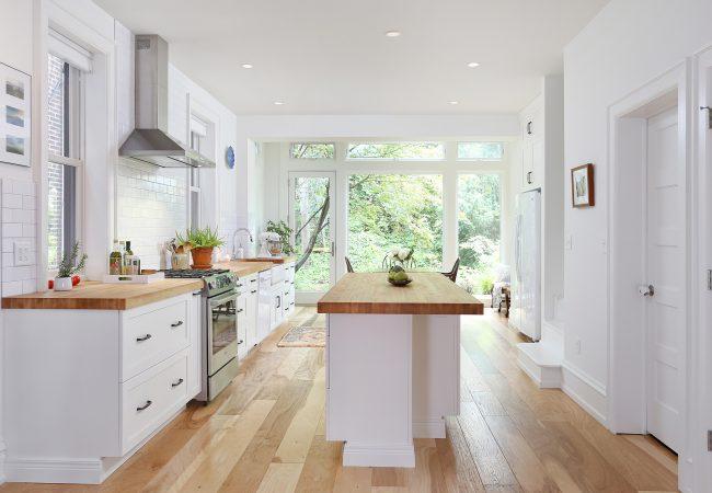 Garden Court Kitchen & Master Bathroom 2