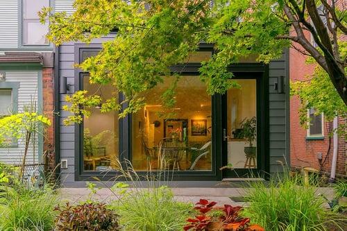 Stunning kitchen addition and master bathroom design-build remodel