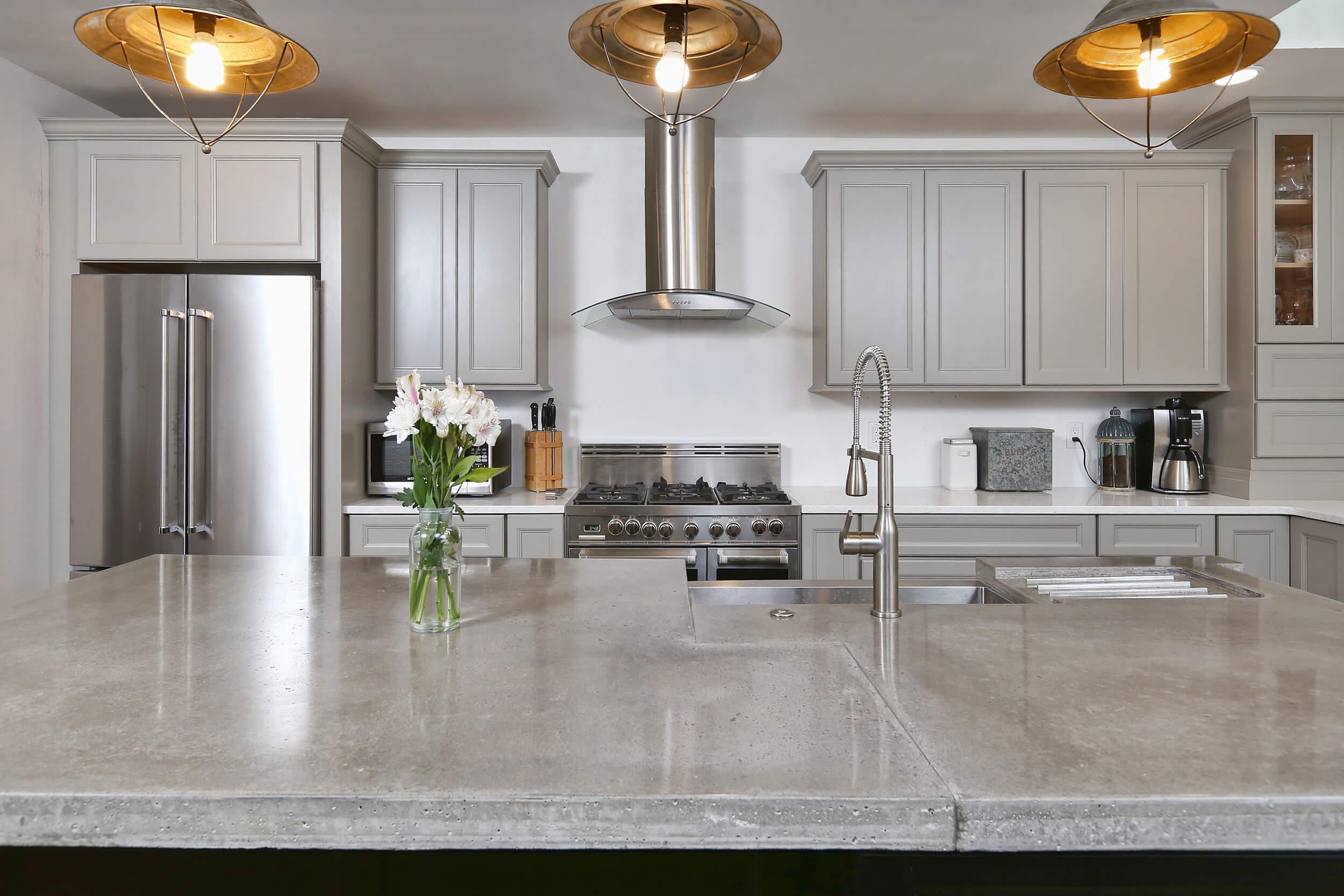 Modern Industrial Kitchen Inspiration
