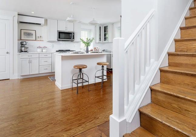 Open Area Kitchen Floorplan
