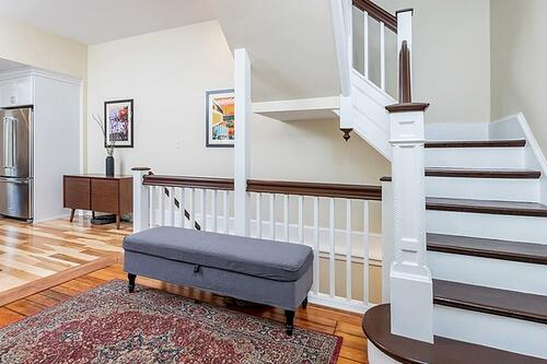New Basement in Charming Center City Rowhome