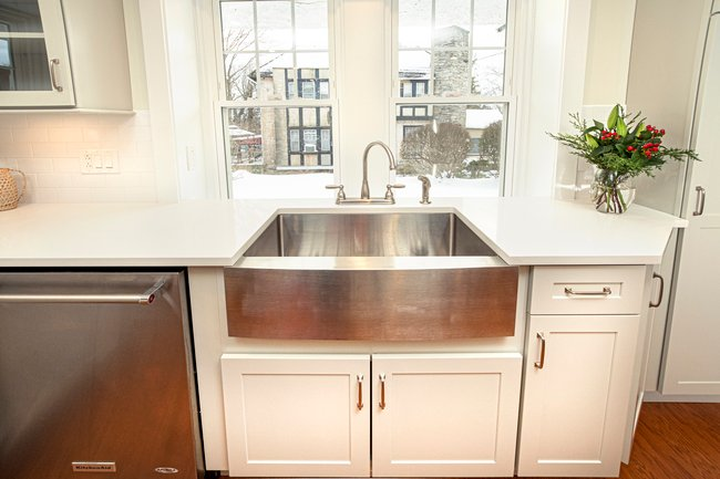 Large Stainless Steel Farm House Sink