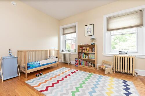 Traditional Second Floor Primary Suite Remodel in University City