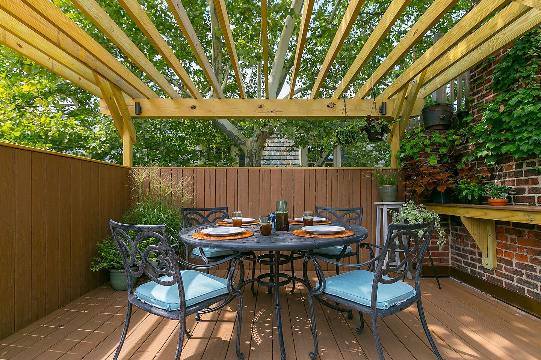 Roof Deck Build in Philadelphia - Bellweather Design-Build - Copy