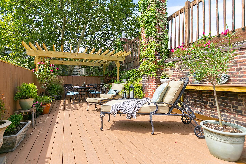 Rooftop Deck in Philadelphia - Bellweather Design-Build